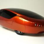 Urbee, un coche ecológico que se fabrica utilizando impresoras 3D