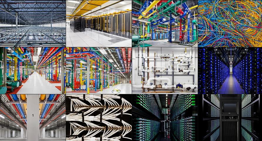 Datacenters de Google